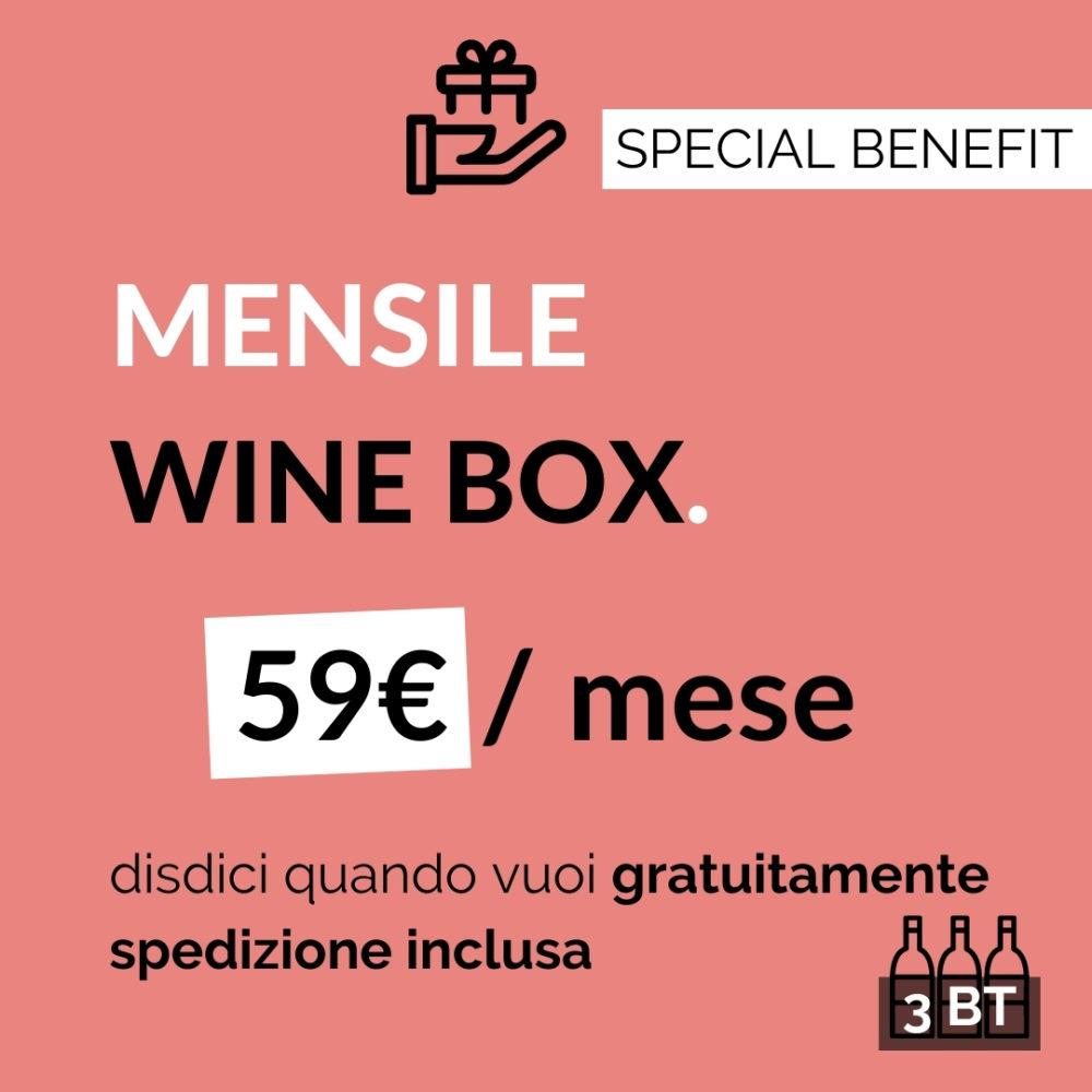 Abbonamento Wine Club